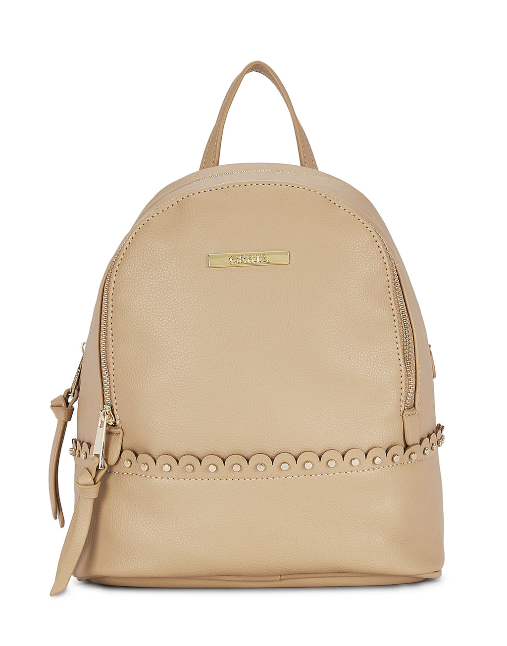 Evonne Beige Backpack