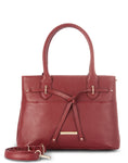 Afrodille Red Handbag