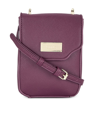 Lavern Burgundy Sling Bag
