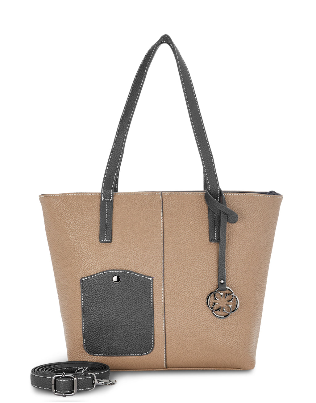 Annette Timeless Brown Tote