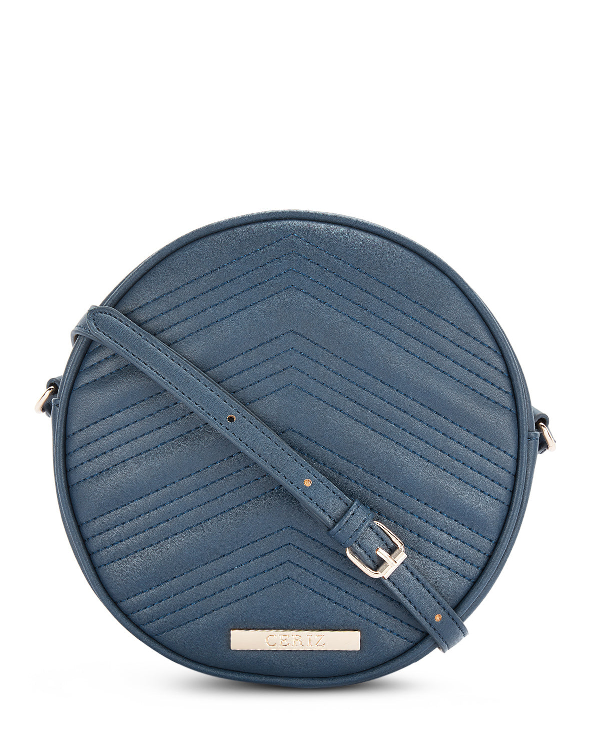 Adelle Navy Sling Bag