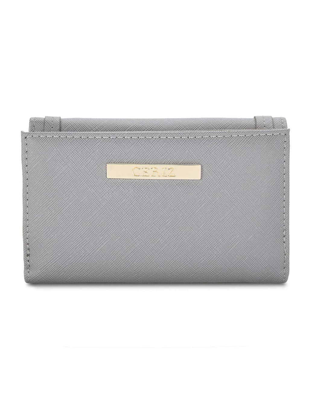 Paige Refined Grey Wallet