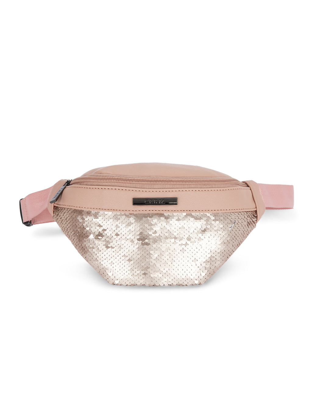 Zele Light Pink Waist Pack
