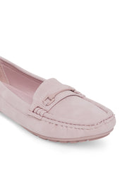 Sinclair Pink Loafers