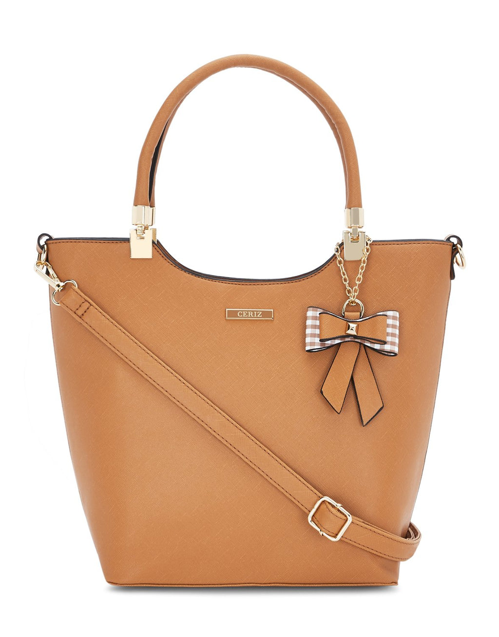 Coutenay Natty Tan Handbag