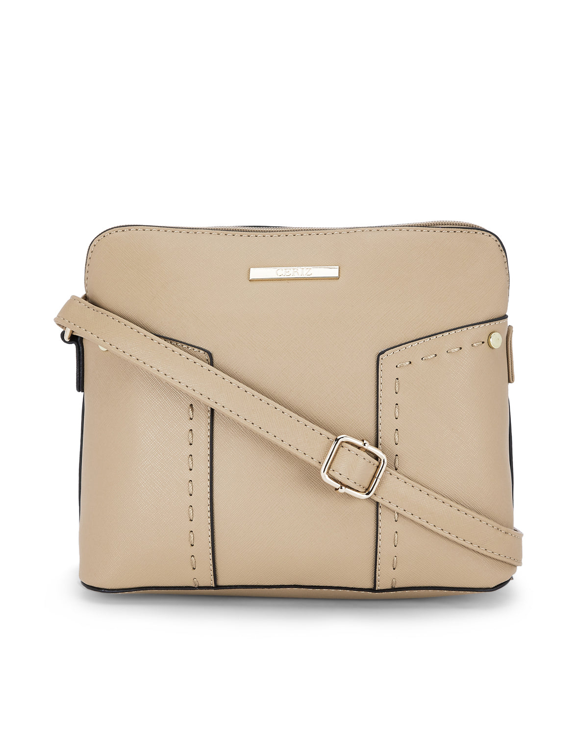Wallace Beige Sling Bag