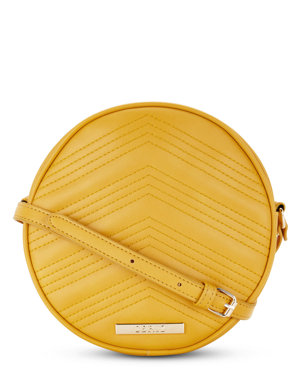 Adelle Yellow Sling Bag