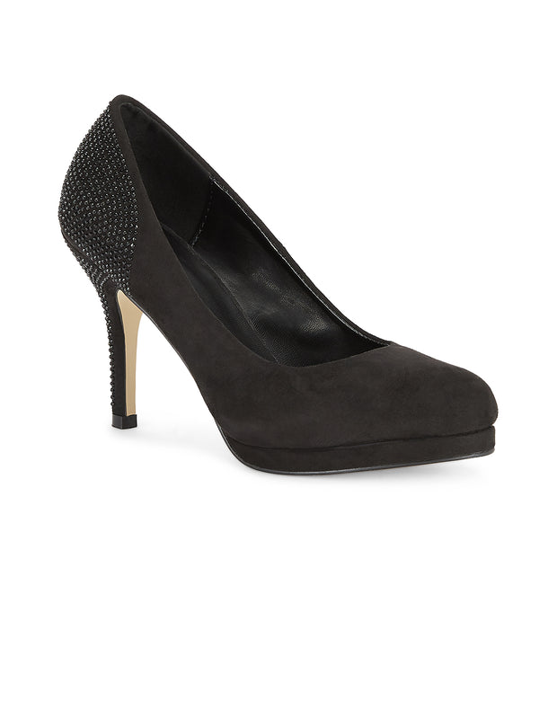 Eloise Black Pumps