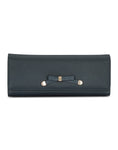 Agathe Navy Wallet