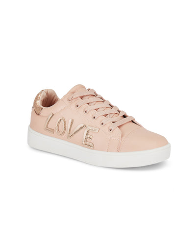 Lucille Pink Sneakers