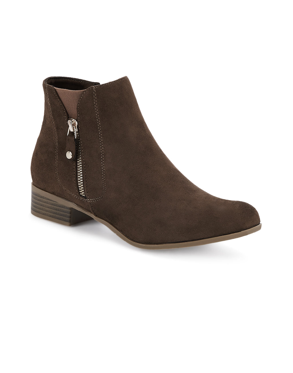 Nicole Brown Boots