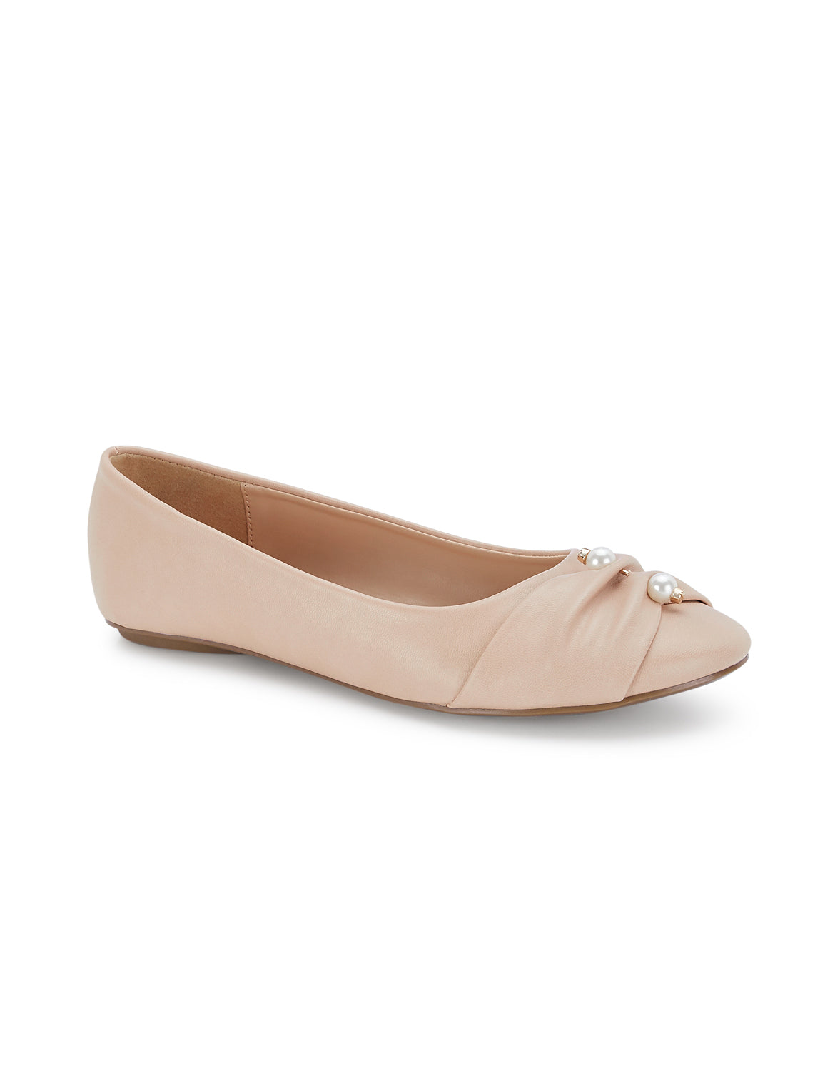Olympe Pink Ballet Flats