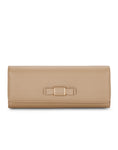 Stefania Sophisticated Sand Wallet