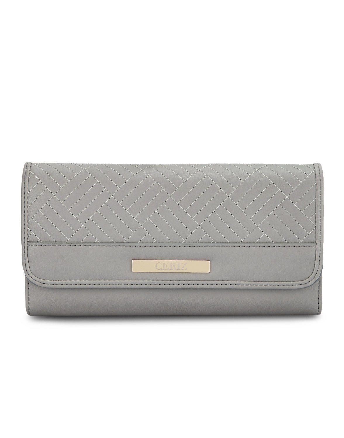 Alain Light Grey Wallet