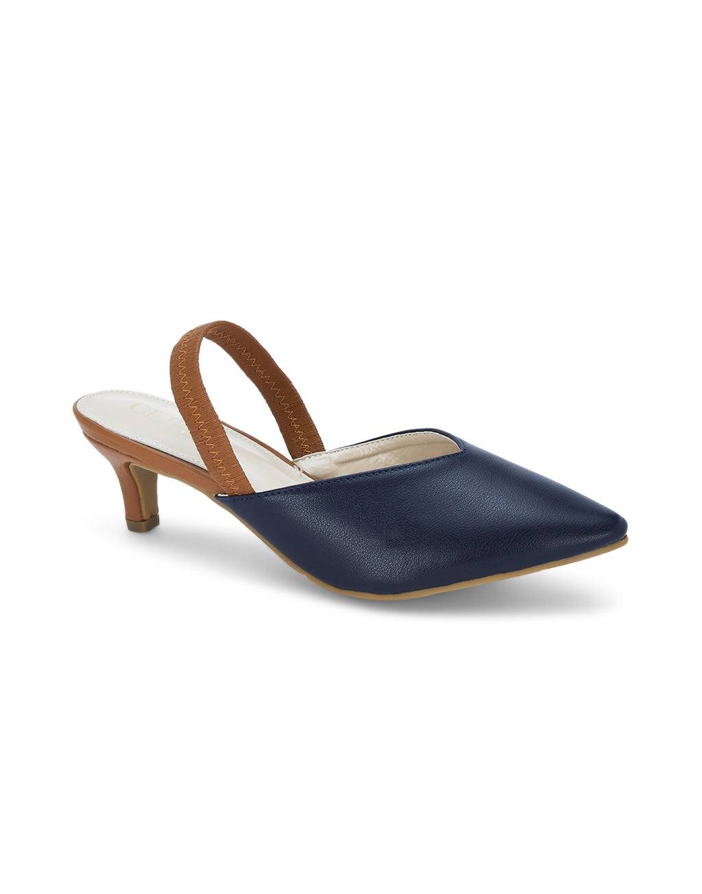Tracy Navy Pumps