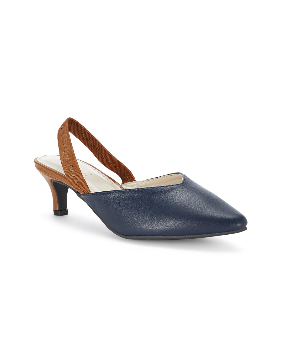 Frances Beautiful Navy Pumps