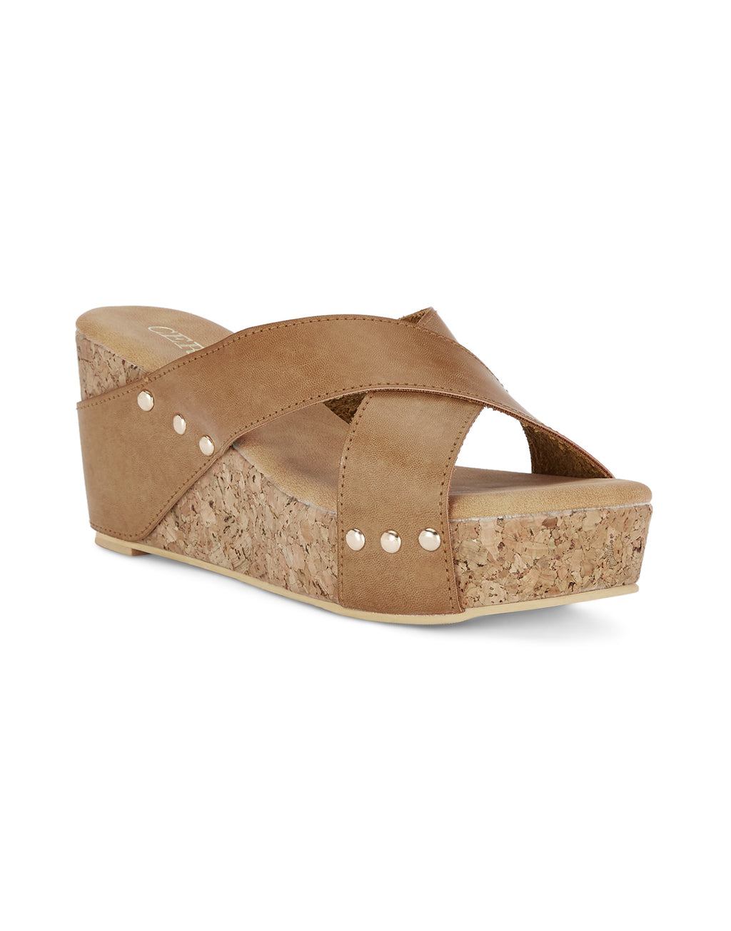 Amélie Wedge Sandals