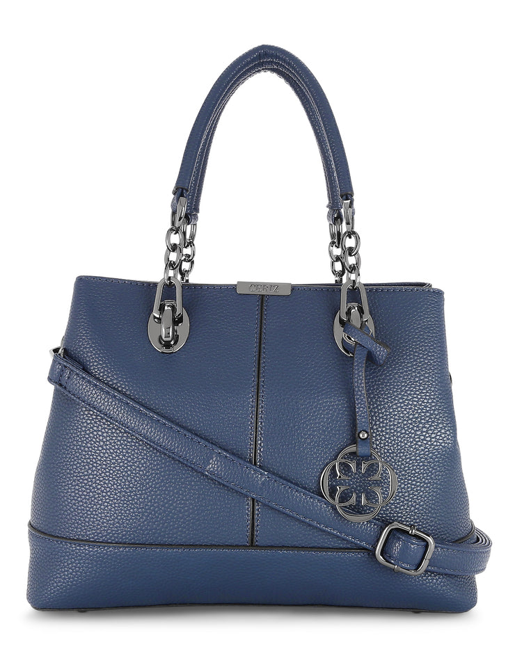 Ines Casual Navy Handbag