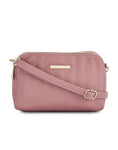 Adalene Dark Pink Sling Bag