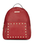 Adorlee Maroon Backpack