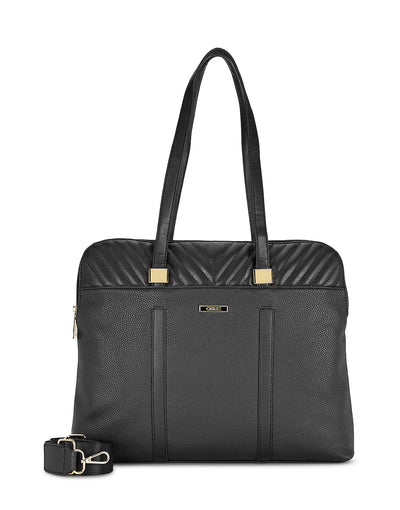 Deanne Black Laptop Bag
