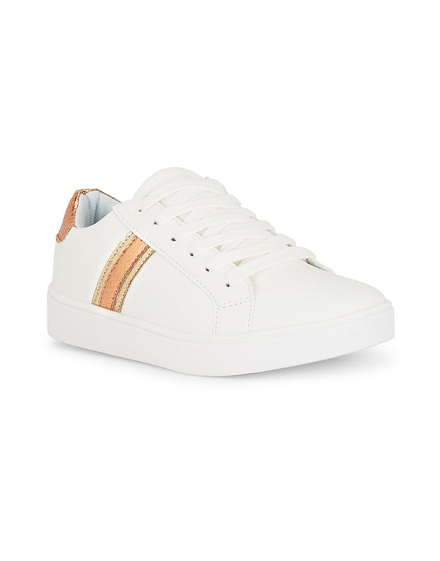 Rosamonde White Sneakers
