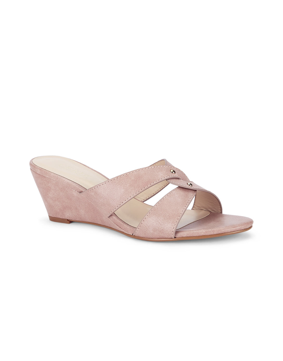 Eloise Muted Light Pink Sandals