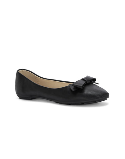 Fayme Black Ballerinas