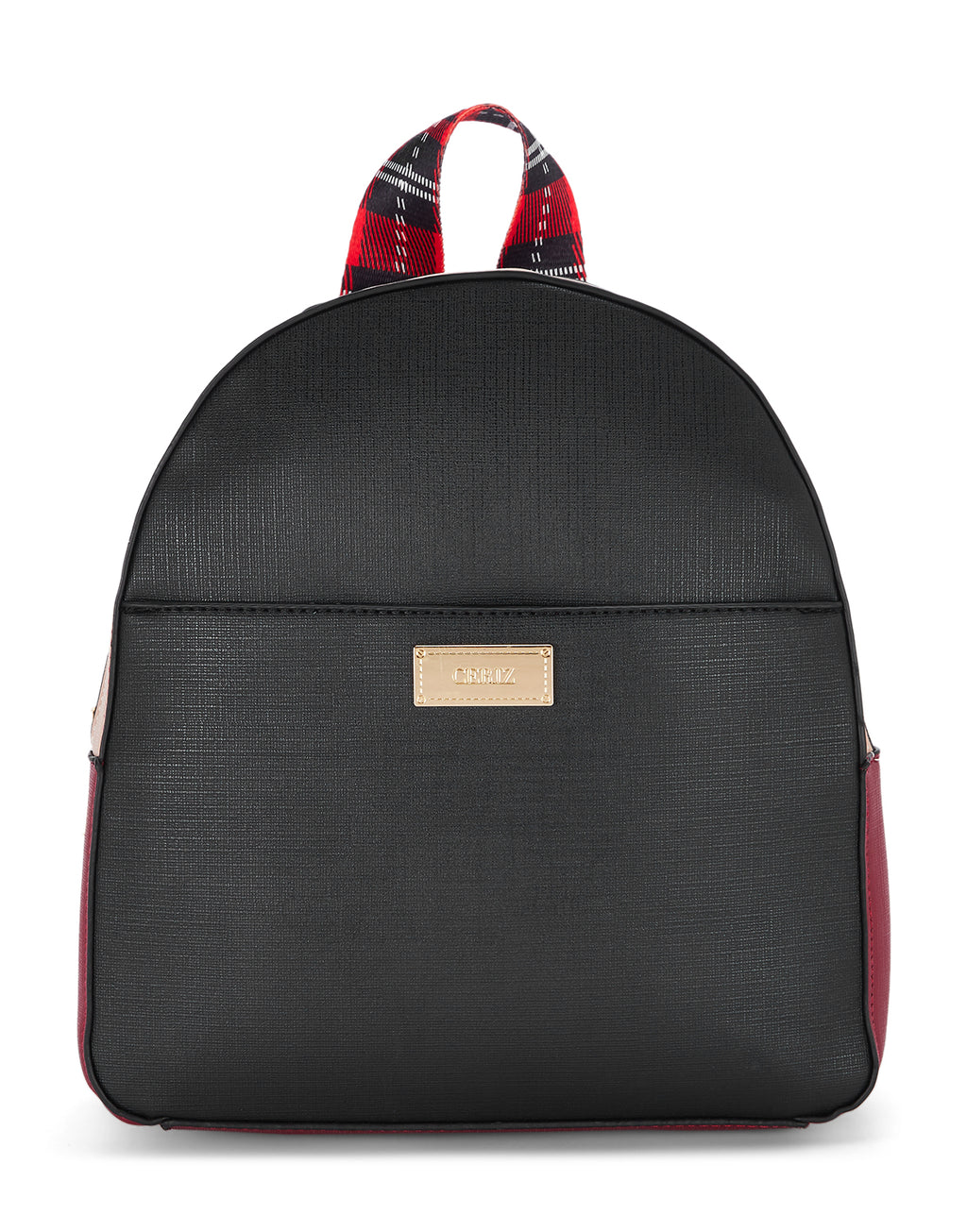 Geneva Verve Black Backpack