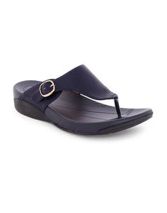 Tretis Navy Soft Sandals