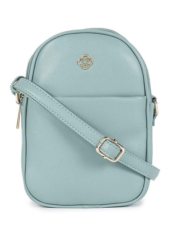 Josie Mint Casual Sling Bag