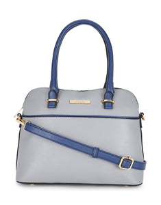 Freyja Dome Grey Handbag