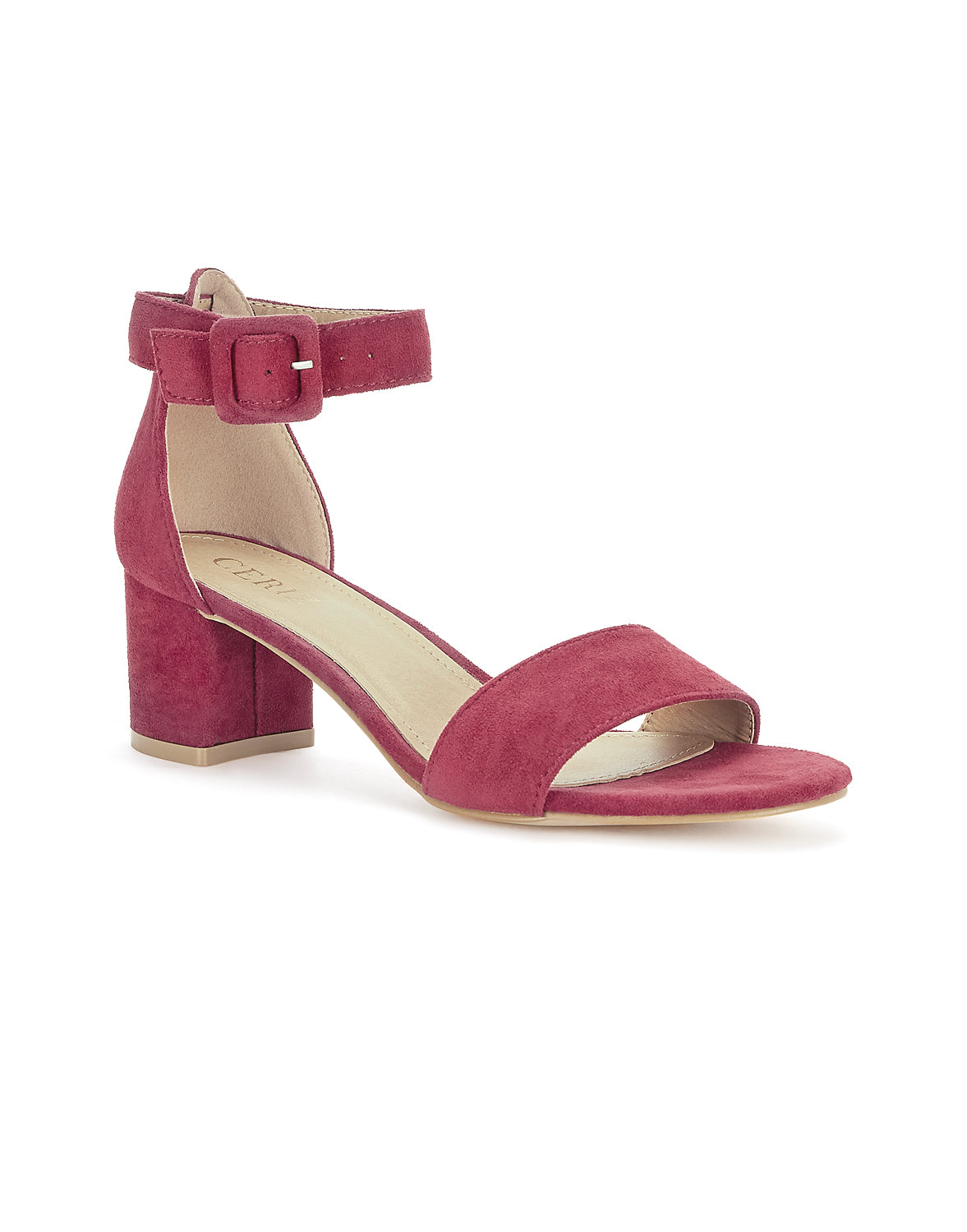 Percy Stunning Burgundy Sandals