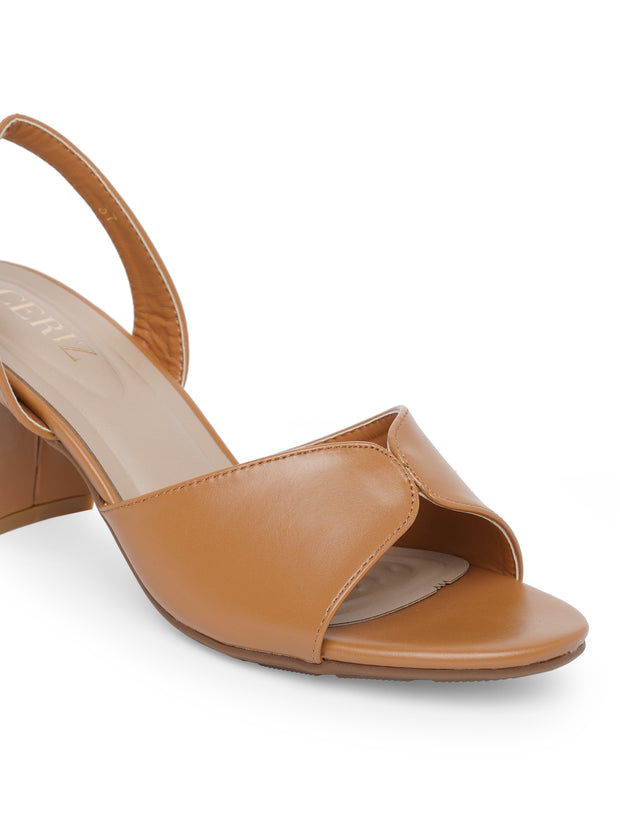 Alaina Tan Sandals