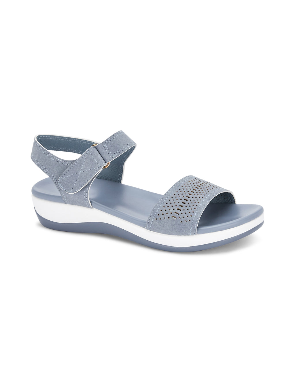 Myra Light Blue Sandals