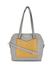Carel Grey Handbag