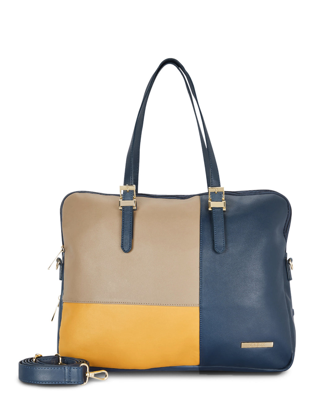 Adalyn Navy Laptop Bag