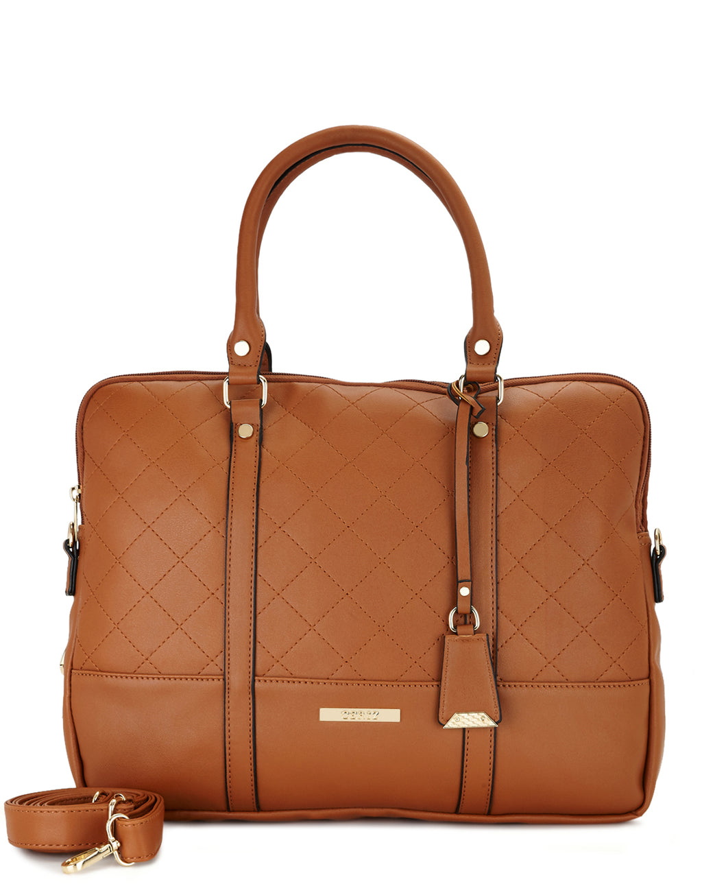 Adaliz Tan Laptop Bag