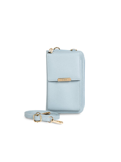 Maeva Pretty Powder Blue Wallet