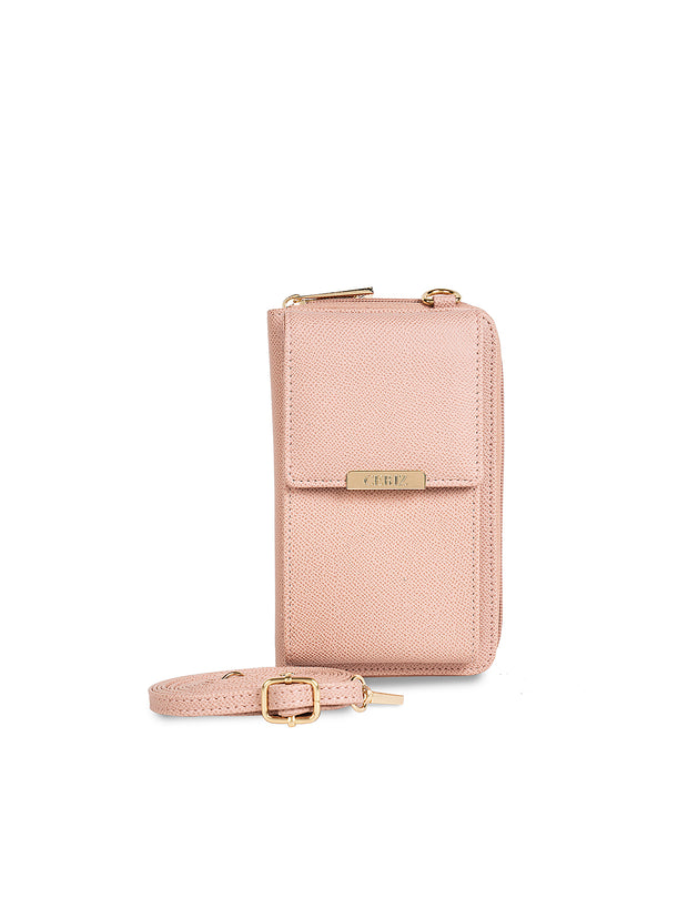 Maeva Pretty Powder Pink Wallet