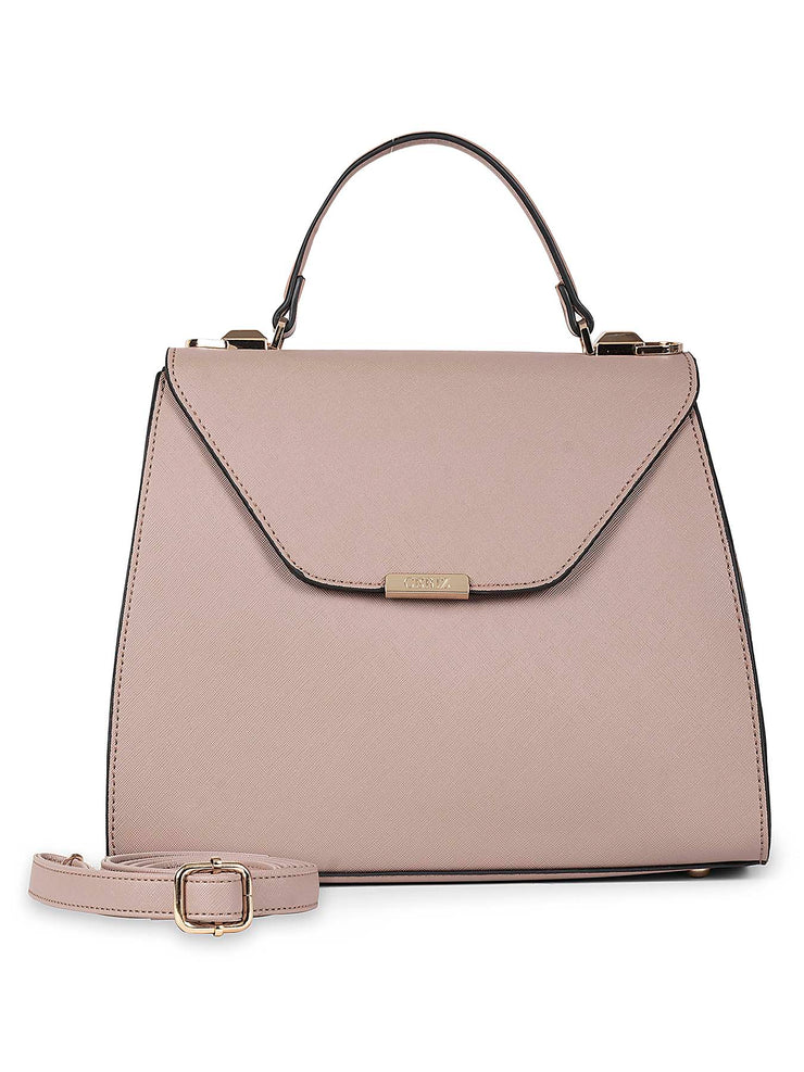 Belphoebe Elite Light Pink Handbag
