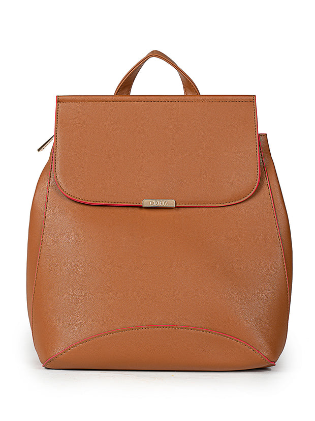 Angelique Medium Tan Backpack
