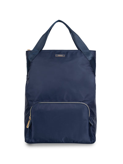 Adette Tubular Navy Backpack