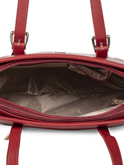 Gardenia Adventurous Red Tote 4