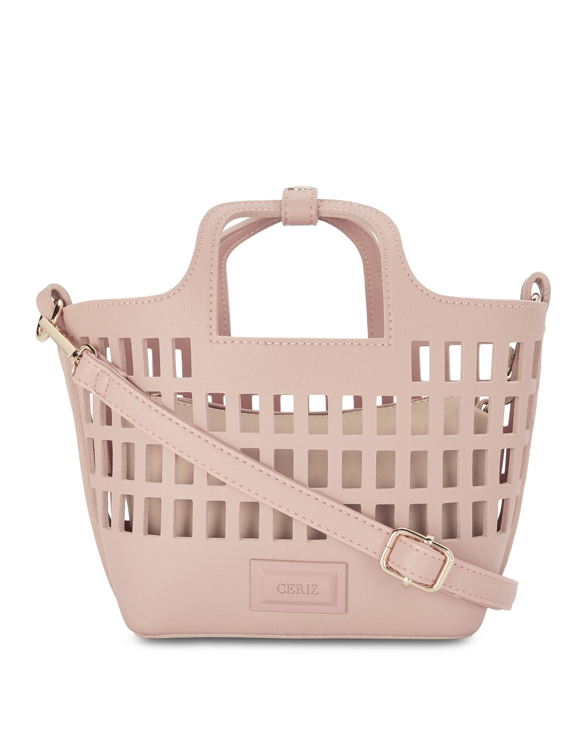Beaufort Eclectic Pink Sling Bag