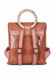 Evangeline Cantaloupe Backpack 2