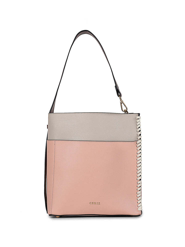 Coretta Light Pink Handbag