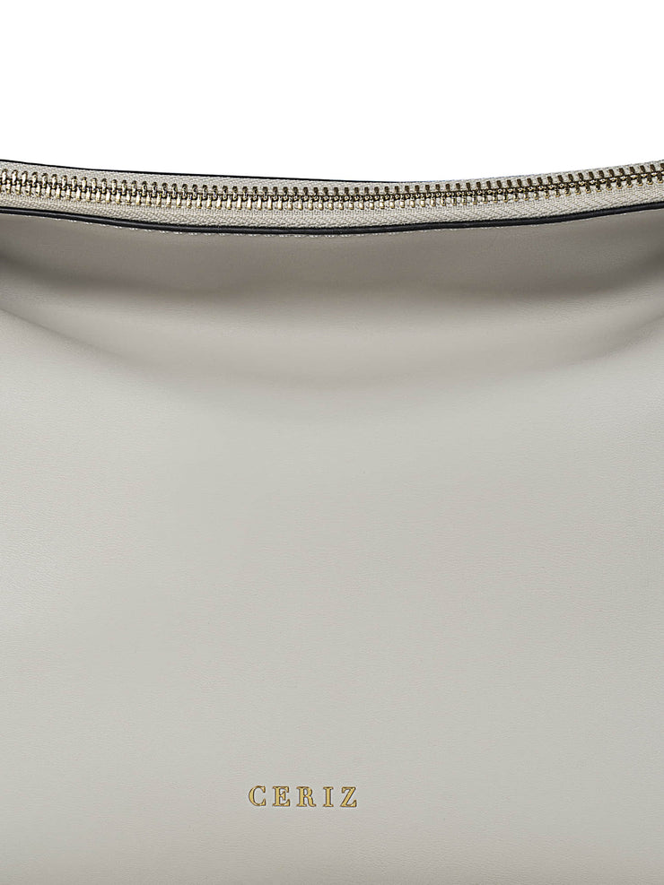 Genevieve Grey Handbag 4