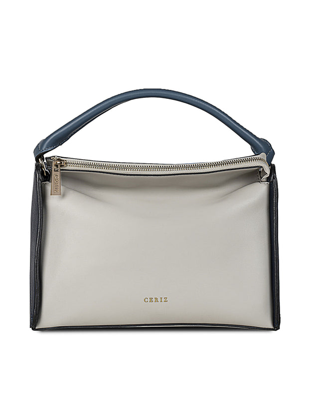 Genevieve Grey Handbag