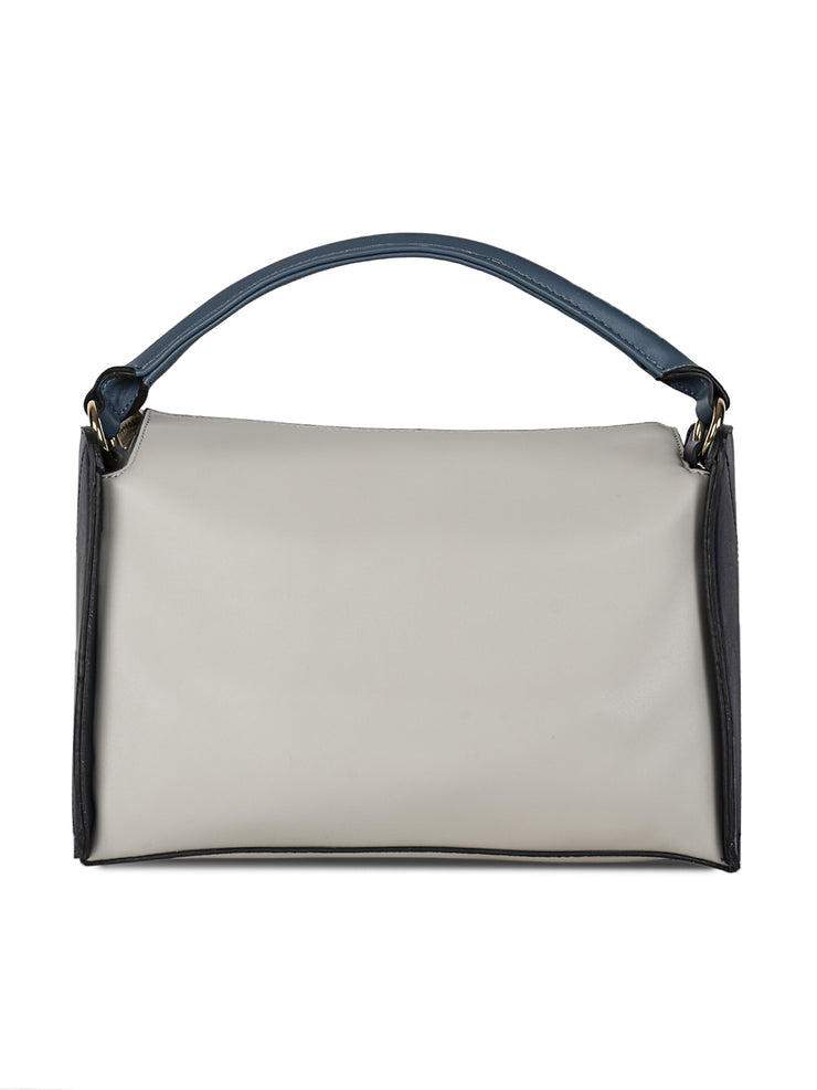 Genevieve Grey Handbag 3
